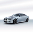 UK Getting 100 M3 Coupe Frozen Silver Editions