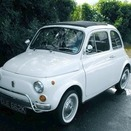 UK PM Cameron's 1971 Fiat 500 L Will Be Auctioned on November 17