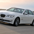 Updated BMW 7 Series with New Front End and Tri-Turbo Diesel