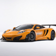 Updated McLaren 12C GT3 Will Be Raced by Sebastien Loeb