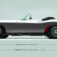 American Commissions Long Wheelbase Jaguar E-Type