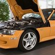 V12-Powered BMW Z3 Found in BMW M GmbH Archive