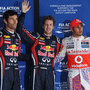 Vettel grabs 13th pole of the season