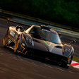 Video of the New Pagani Zonda 760RS - a Road-Legal Zonda R