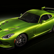 Viper Getting Exclusive New Stryker Green Paint and GT Package