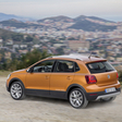 Volkswagen unveils new CrossPolo
