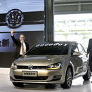Volkswagen Cars' Sales Up But Slipping Outside Asia