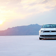 Volkswagen Jetta Hybrid Sets Bonneville Record for Fastest Hybrid