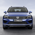 Volkswagen launches revised Touareg