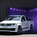 Volkswagen Reveals Amarok Power-Pickup Concept at Wörthersee
