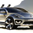 Volkswagen Shows Off Beetle Dune Concept at NAIAS
