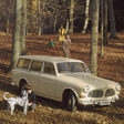 Volvo Amazon Estate Turns 50, the Last of the Old-Fashioned Volvos