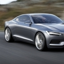 Volvo C Coupe Concept Is a Modernized P1800