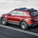 VW Tiguan gets more radical with the GTE Active