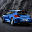 VW unveiling restyled Scirocco in Geneva