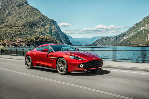Zagato and Aston Martin launch limited edition
