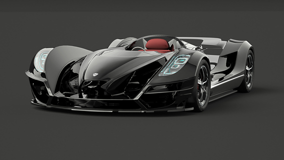 Electric Car Comparison >> Zeus Twelve by Grey Design Launches with 3 Supercars ...