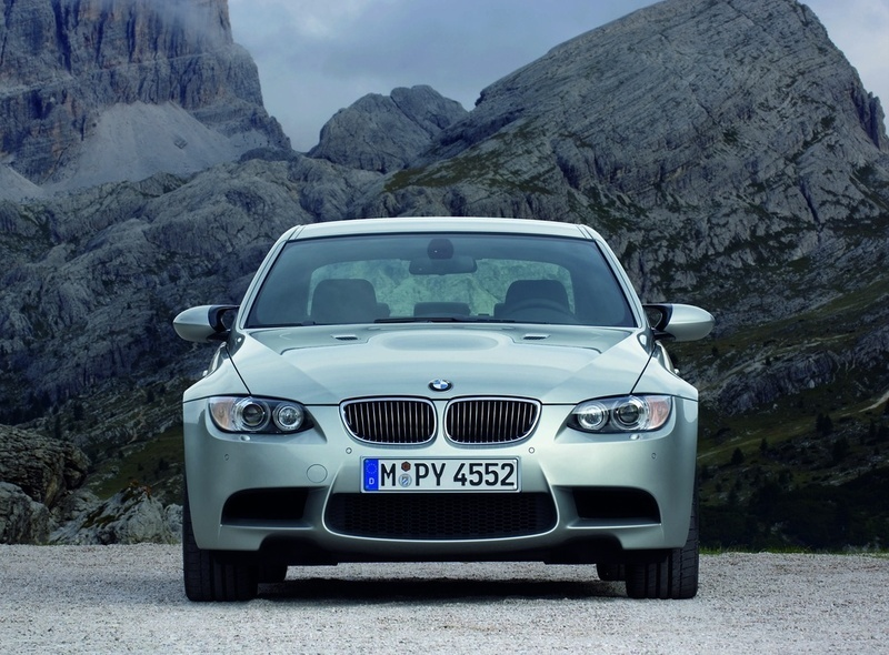 BMW M3 Saloon - Front