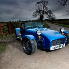 Caterham 7 Roadsport 2.0 Duratec SV
