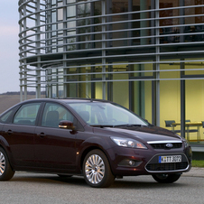Ford Focus 2.0i Saloon Automatic