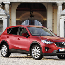 Mazda is having higher sales than expected of the CX-5