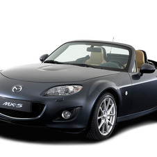 Mazda MX-5 Grand Touring Power Retractable Hardtop