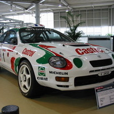 Toyota Celica GT-Four ST205
