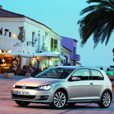 Volkswagen Golf Trendline TDI BlueMotion Technology DSG