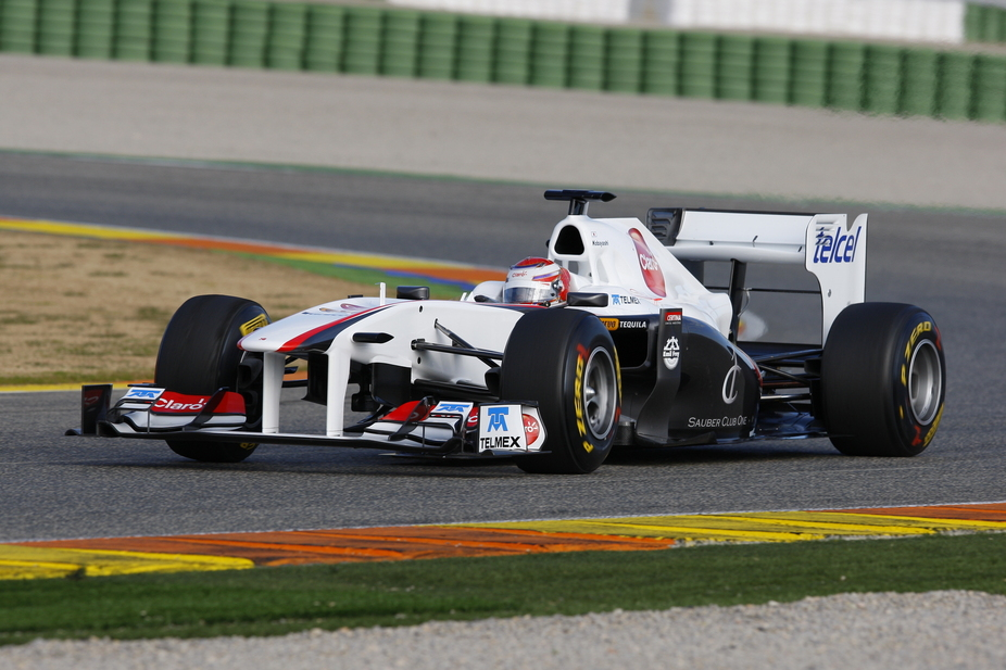 Sauber aiming to improve with the new C30