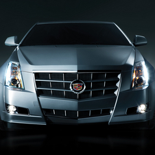 Cadillac CTS Coupe Sport RWD