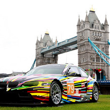 Art Car criado por Jeff Koons