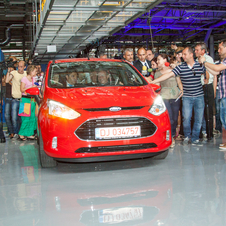 The Craiova, Romania, factory is Ford's most modern in Eastern Europe