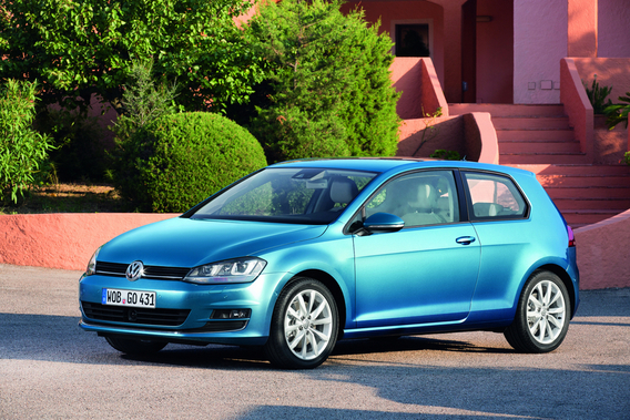Volkswagen Golf 2.0 TDI DSG HIGHLINE First Edition