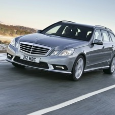 Mercedes-Benz E350 Estate CDI BlueEFF. Sport