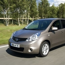 Nissan Note 1.5 Turbodiesel