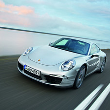 Porsche took two awards for the 911 and Cayenne