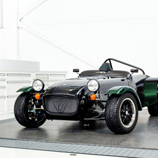 The Special Edition Kamui Kobaiashi accelerates to 100km/h in 5.9 seconds with a top speed of 196km/h