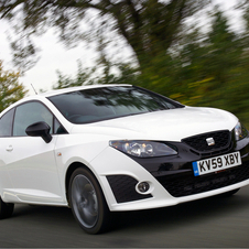 Seat Ibiza Bocanegra Holding Value Well on UK Used Car Market