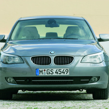 BMW 530i xDrive Executive (E60)