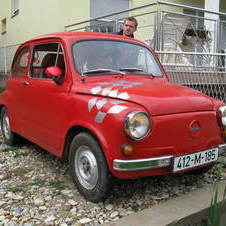 Fiat 750 Berlina Abarth