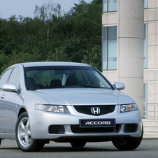 Honda Accord DX