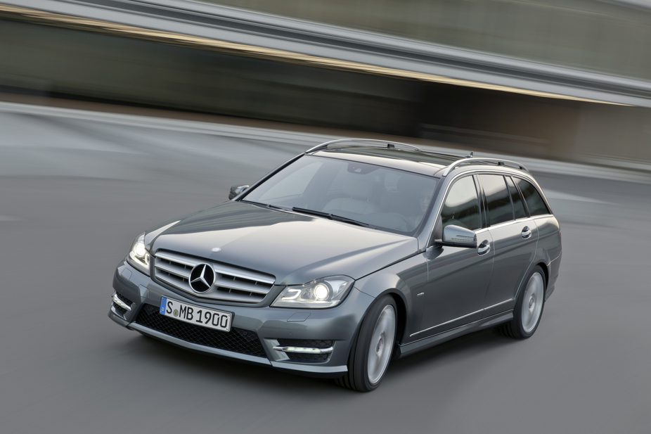 mercedes-benz c 250 cdi blueefficiency t-modell elegance :: 9 photos
