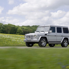 Mercedes-Benz G 500 Station Longo
