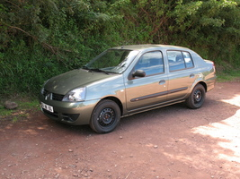 Renault Symbol 1.4 16V Automatic