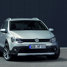Volkswagen Polo 1.2I Cross 70hp