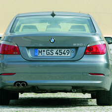 BMW 530i xDrive Auto Executive (E60)