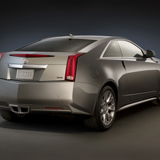 Cadillac CTS Coupe Performance