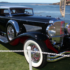 Duesenberg Model J Whittell Coupe