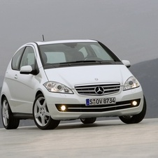 Mercedes-Benz A 160 CDI Coupe Auto (FL)