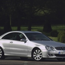 Mercedes-Benz CLK 350
